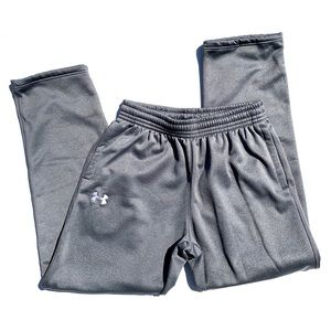 Under Armour | Men's Grey Loose Sweatpants